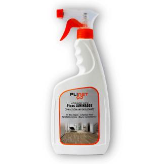 Limpiador para pisos laminados plinet