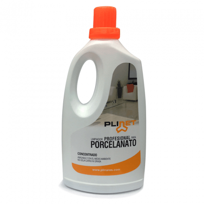 Limpiador para pisos porcelanato profesional plinet