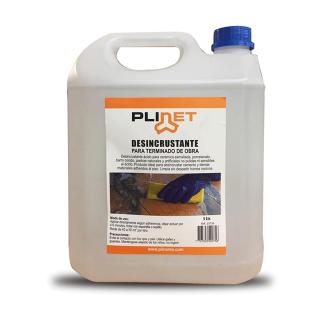 Limpiador para pisos desincrustante quitacementos plinet
