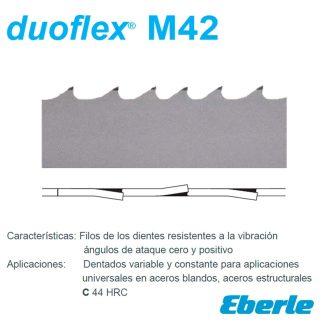 cinta sinfin duoflex m42 eberle plinares